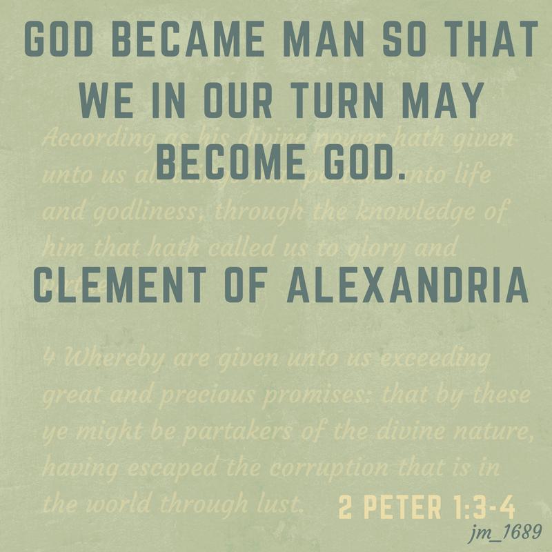 clement-god-became-man