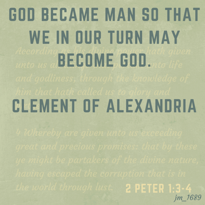 clement-god-became-man
