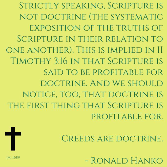 creeds-are-doctrine